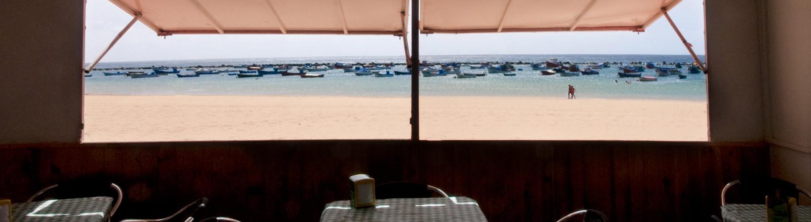 Dónde comer en la playa de las Teresitas