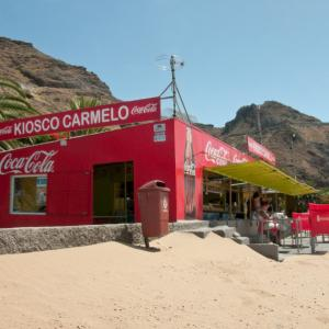 Kiosko Carmelo - ubicación entre accesos 6 y 7